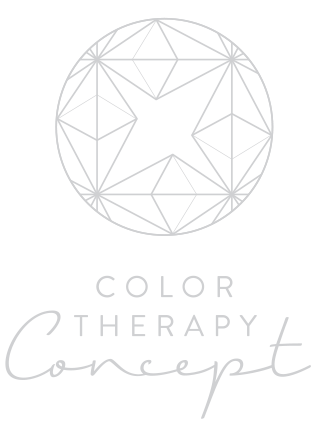 color-therapy-concept